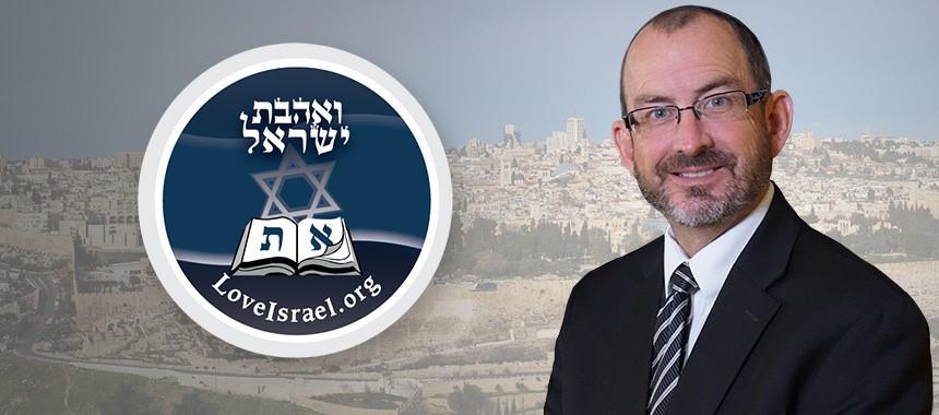 Dr. Baruch Korman of Loveisrael.org